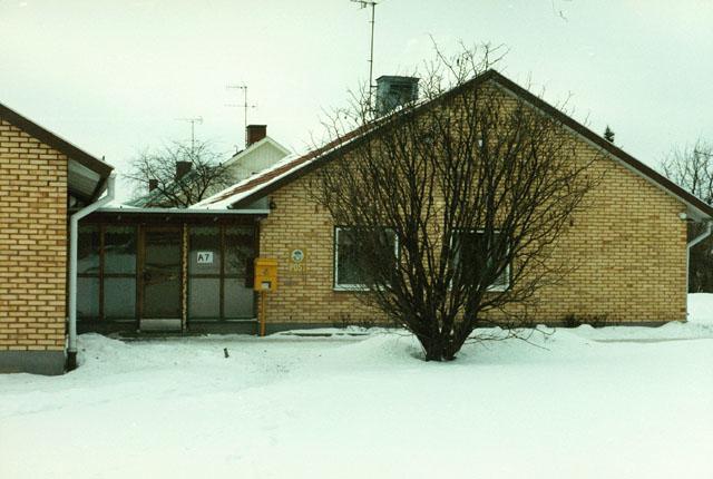 Postkontoret 696 02 Hammar Skyrstavägen 1