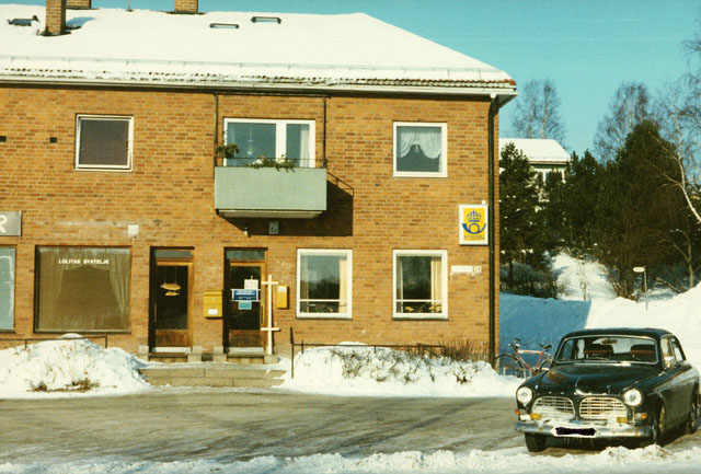 Postkontoret 777 02 Smedjebacken Nya Ågatan 26, Morgårdshammar