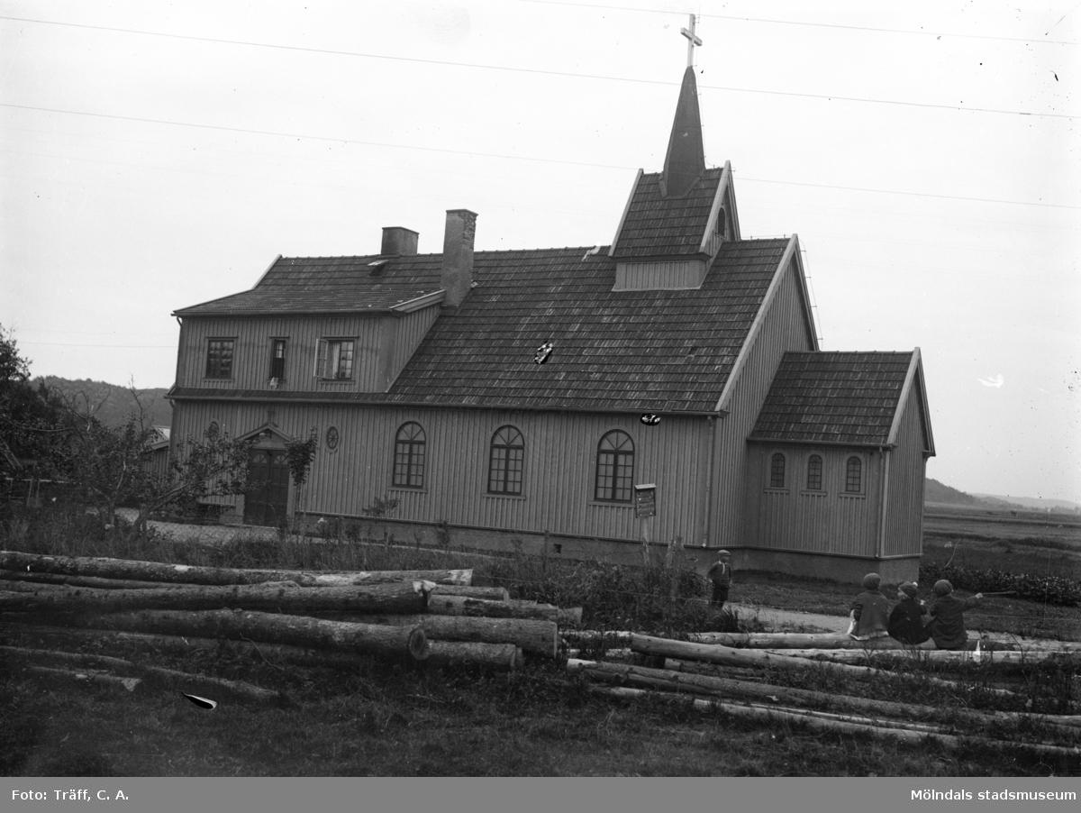 S:t Johanneskyrkan i Lindome.