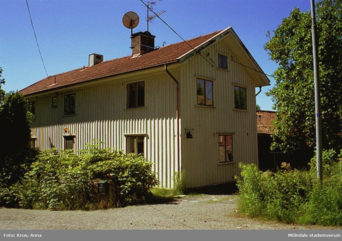 Boningshus från nordost. Annestorp 1:154.