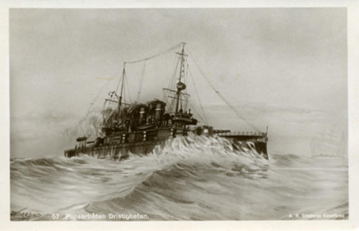 DRISTIGHETEN (1900)