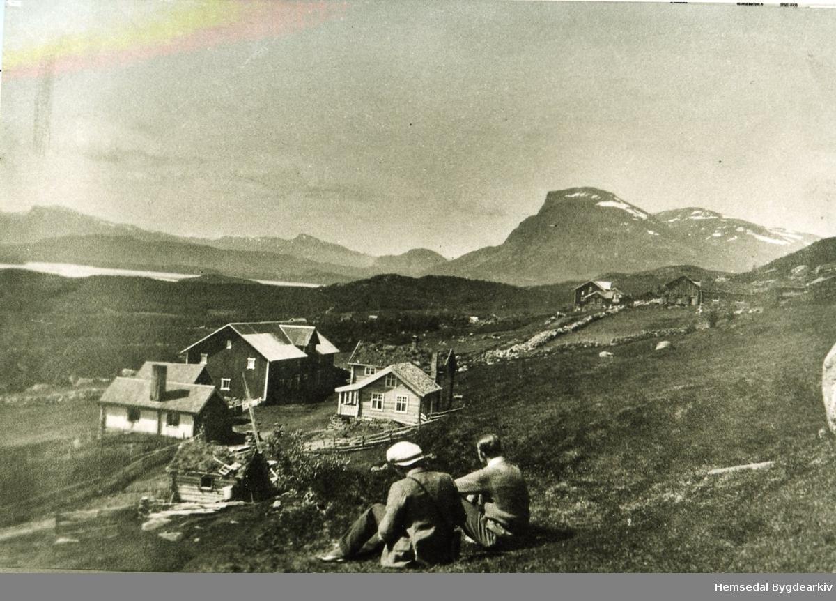 Toregard, 53.3 i Lykkja i Hemsedal, 1928-1929.