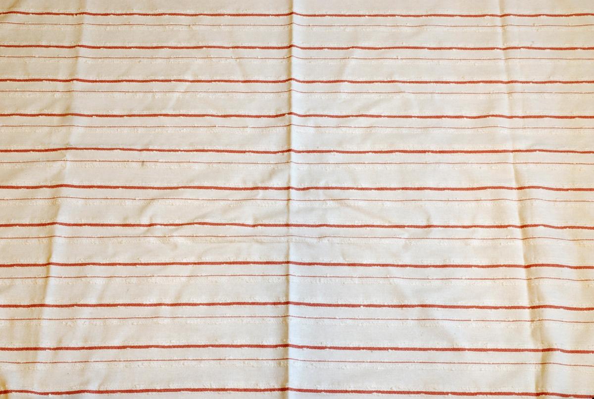Gardiner (4 høgder) med  horisontale innvevde striper