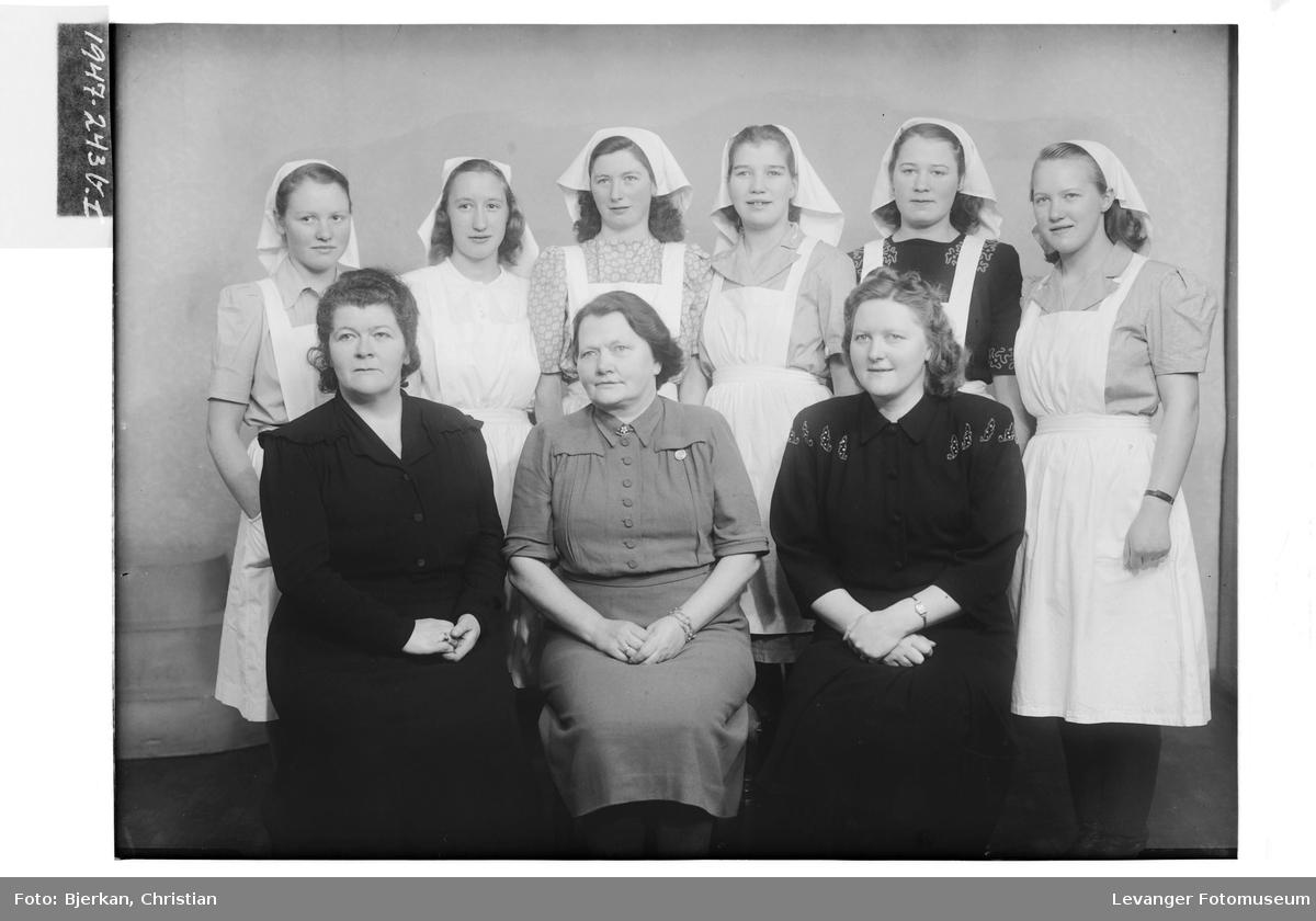 Levanger Husmorskole, 1947