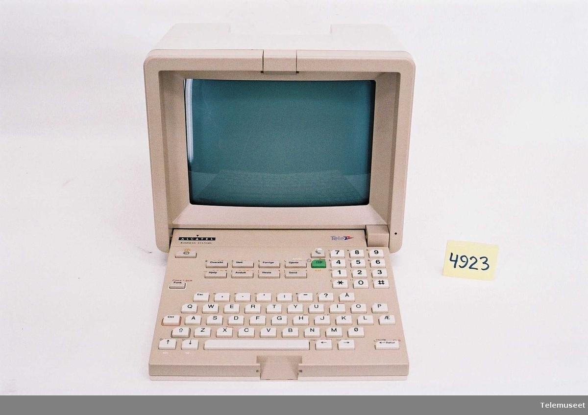 Videoterminal ser nr 001971