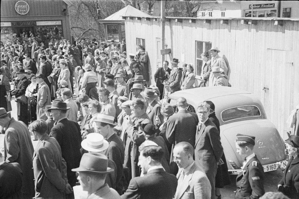 17. mai. Elverum.  1955.
