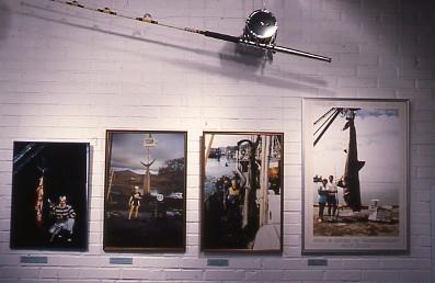 'Utställning ''På Hugget'', fiskeutställning'