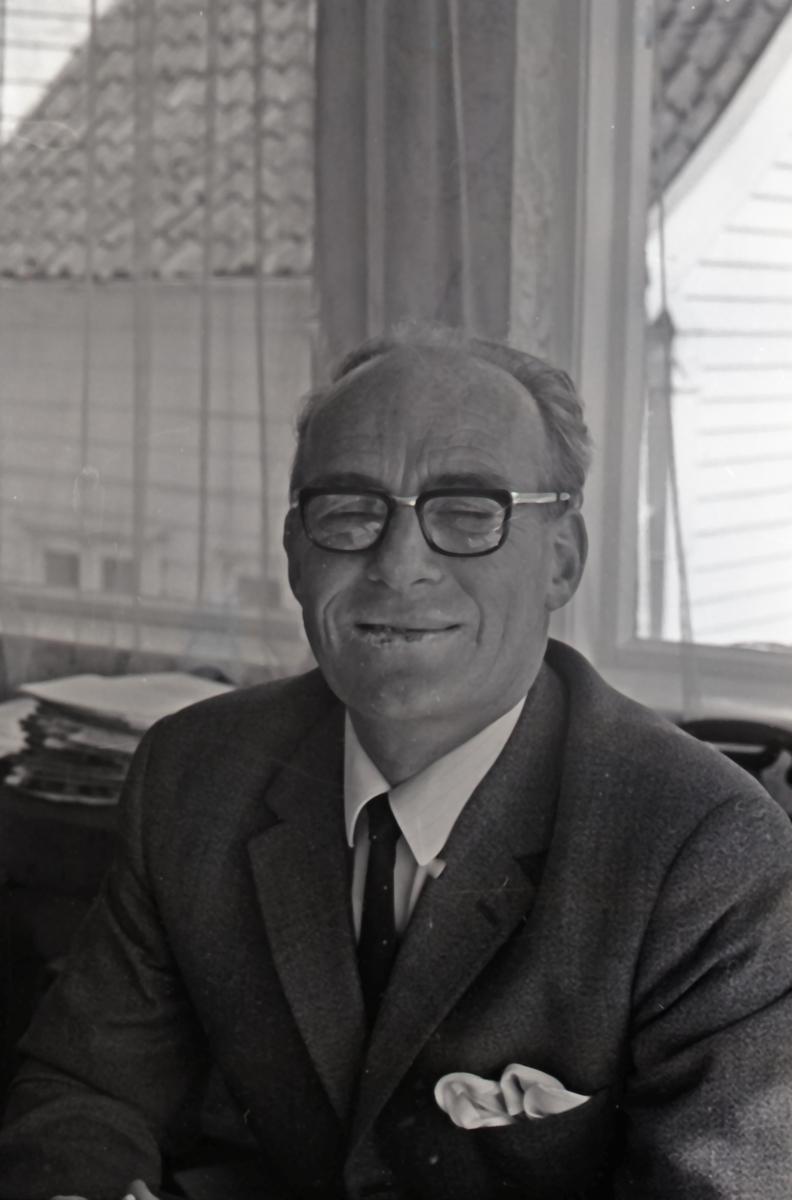 Halvard Urrang (50 år 1968).
