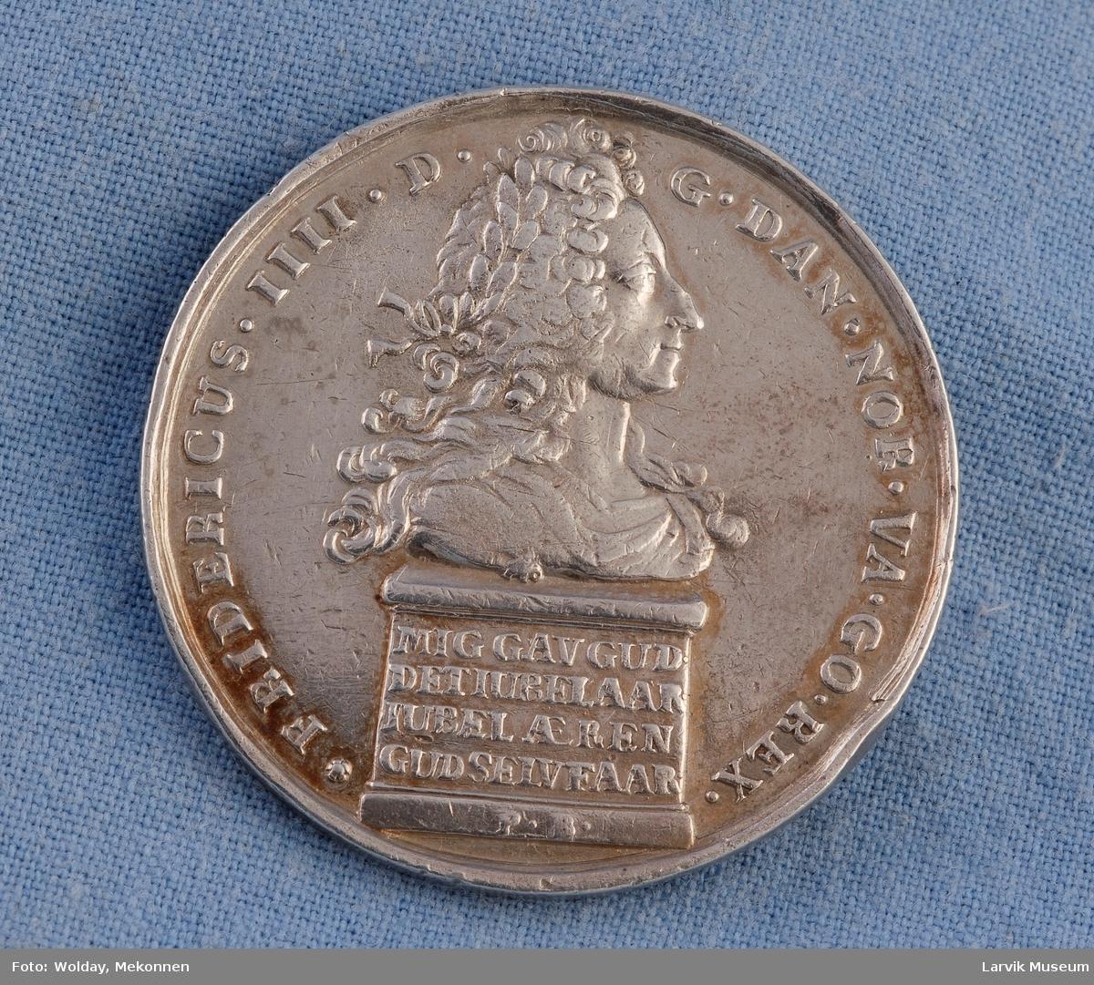 fors: Fredrik IV's bilde