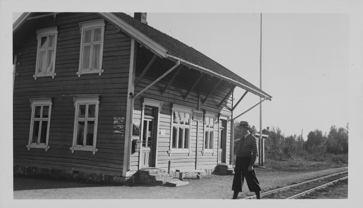 Fosser stasjon