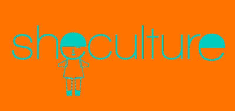 Logo She Culture, oransje (Foto/Photo)