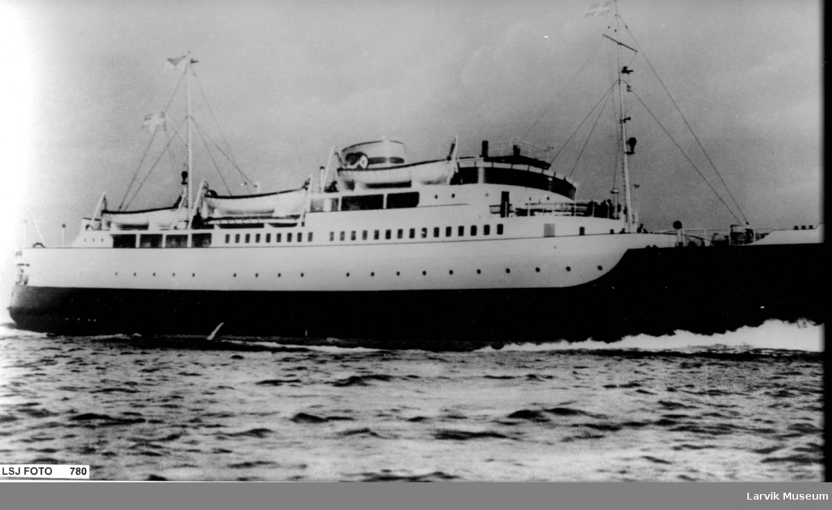 M/S Peter Wessel