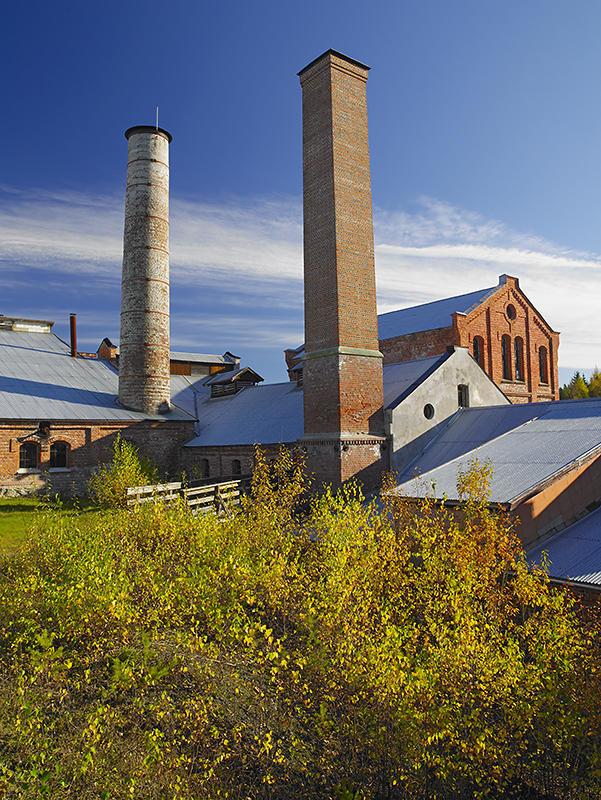 Klevfos Cellulose- & Papirfabrik (Foto/Photo)