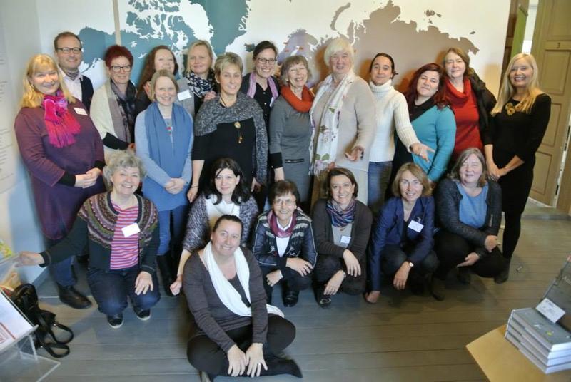 Folk på Kvinnemuseet (Foto/Photo)