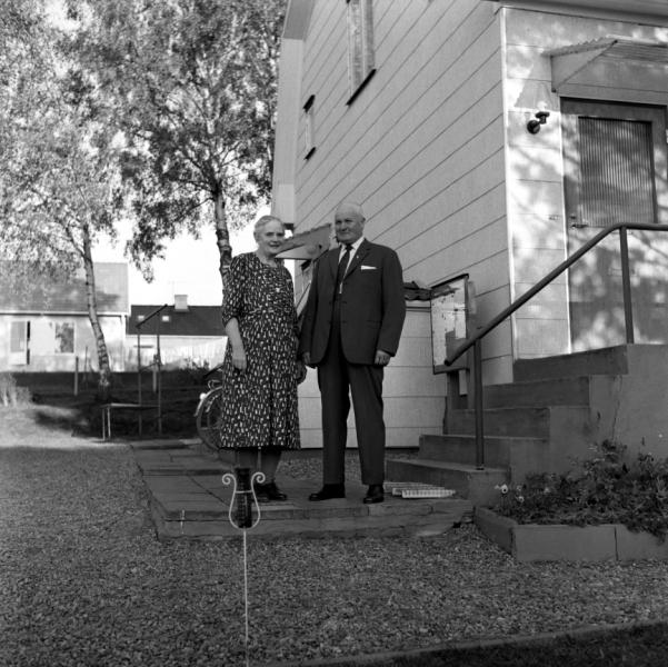 Anna och Oscar Eliasson, Vartofta.