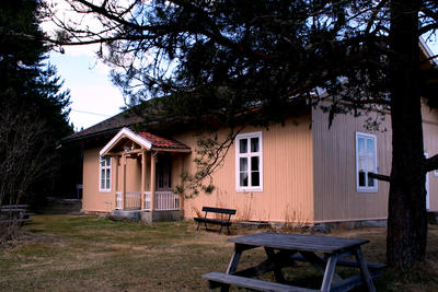 Skinnarbøl skole