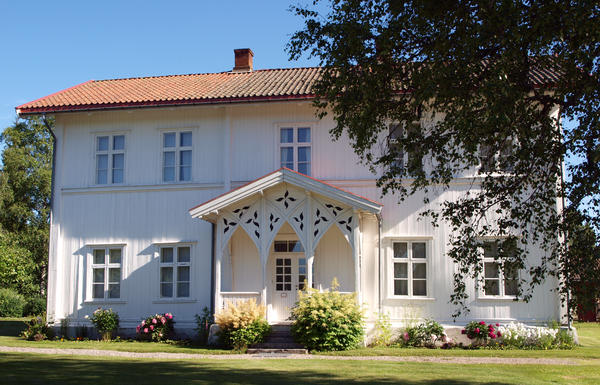 Eidskog skolemuseum. Foto/Photo