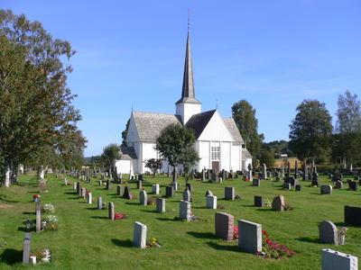 Eidskog kirke på Matrand