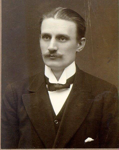Postiljon Lindahl.
