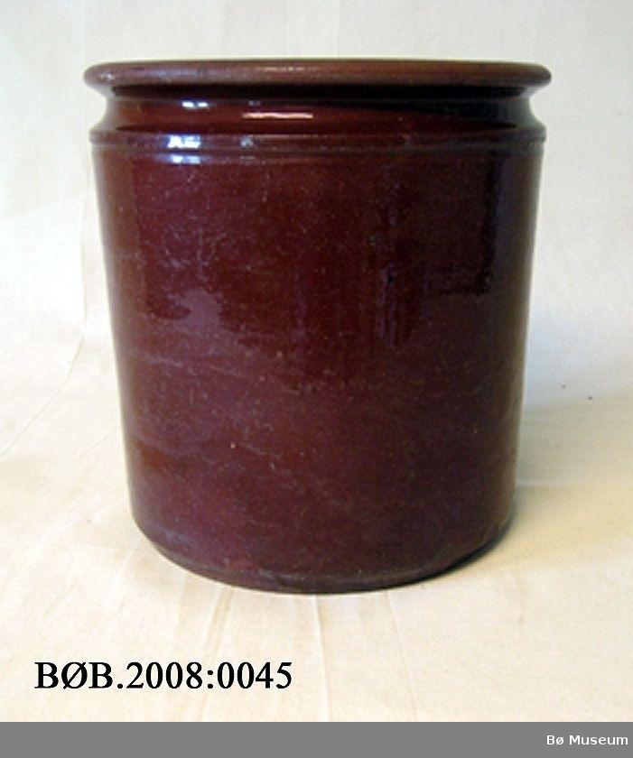 Form: Sylinder