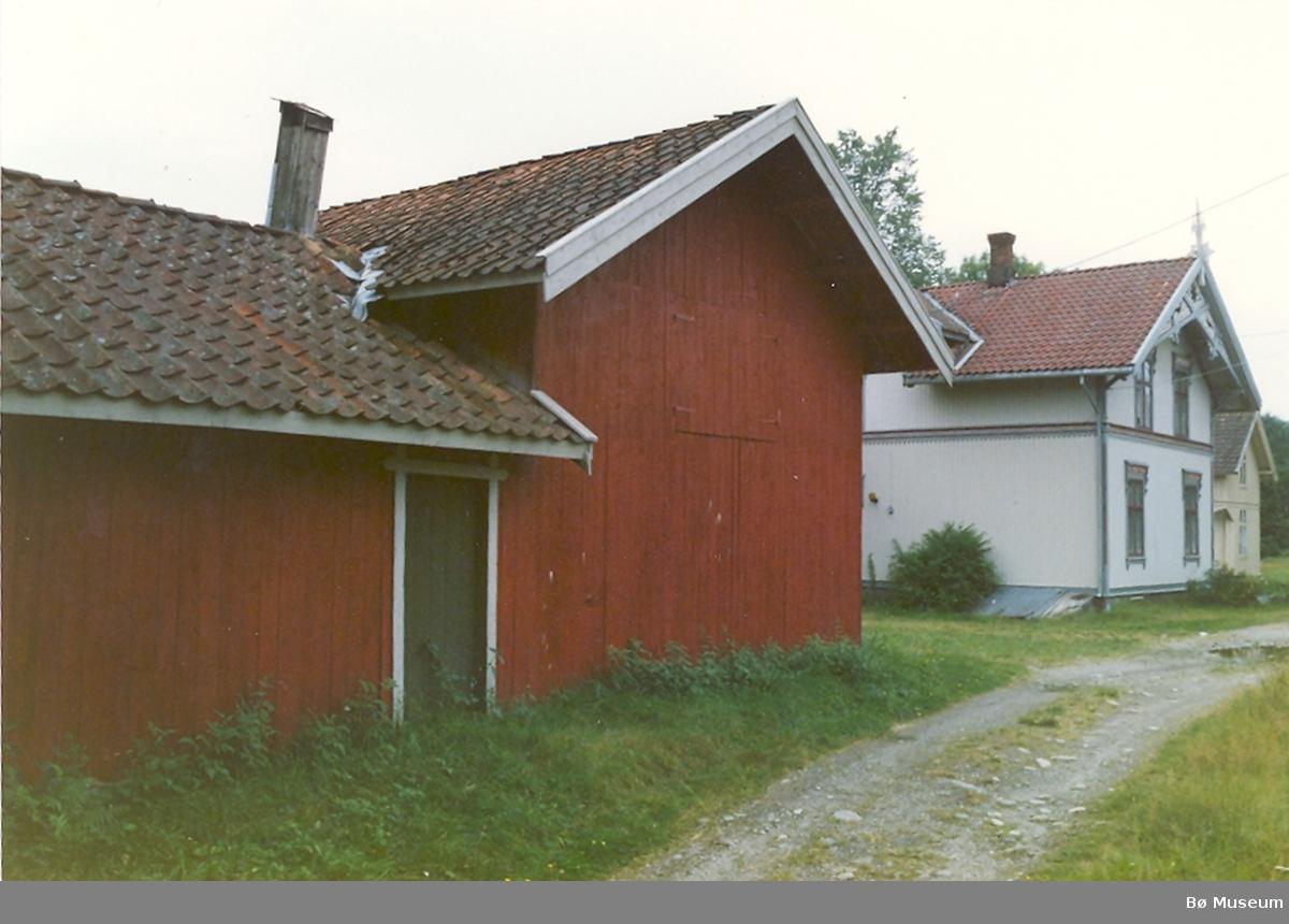 Foto frå Åheim-Polen, Bø Museum