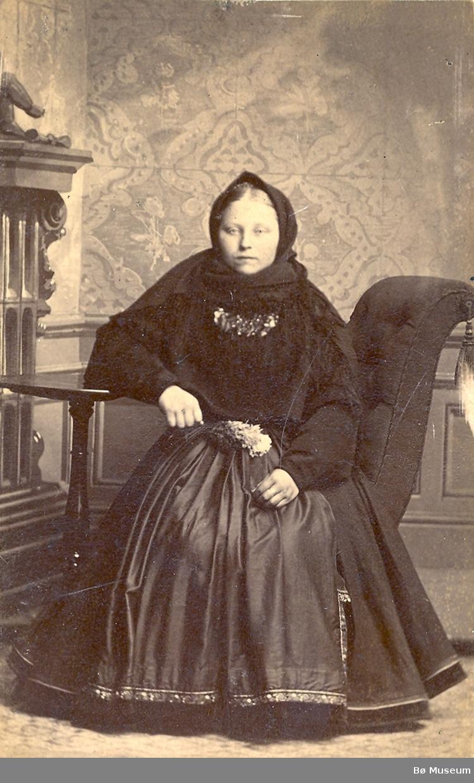 Gunnar I. og Anne K. Jørgedal/Hørte med barn