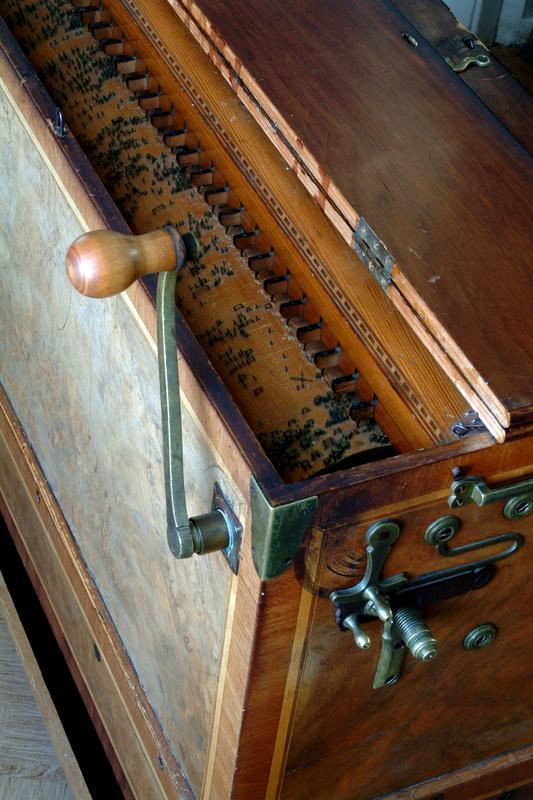 Spilledåse, musikkinstrument