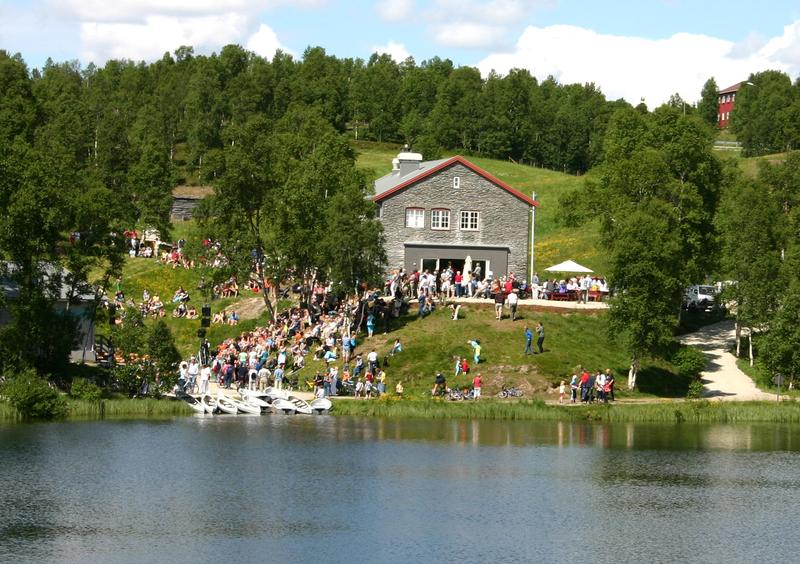 Doktortjønna Stenhuset. Foto/Photo