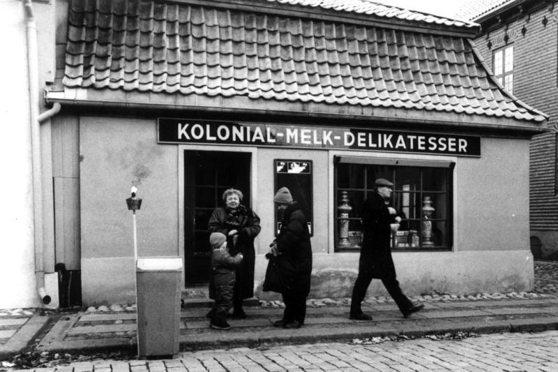 Kolonialen. Foto/Photo