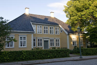 Town House from Brevik. Foto/Photo