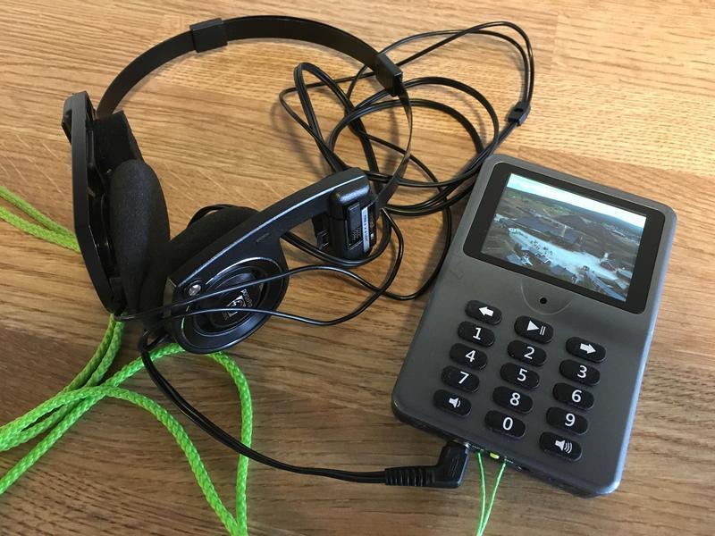 Audioguide (Foto/Photo)