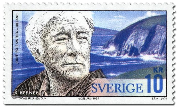 Seamus Heaney, född 1939, fick Nobelpriset 1995.