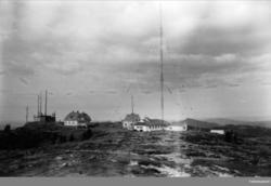 Radiostasjoner Bergen radio Rundemanen eksteriør