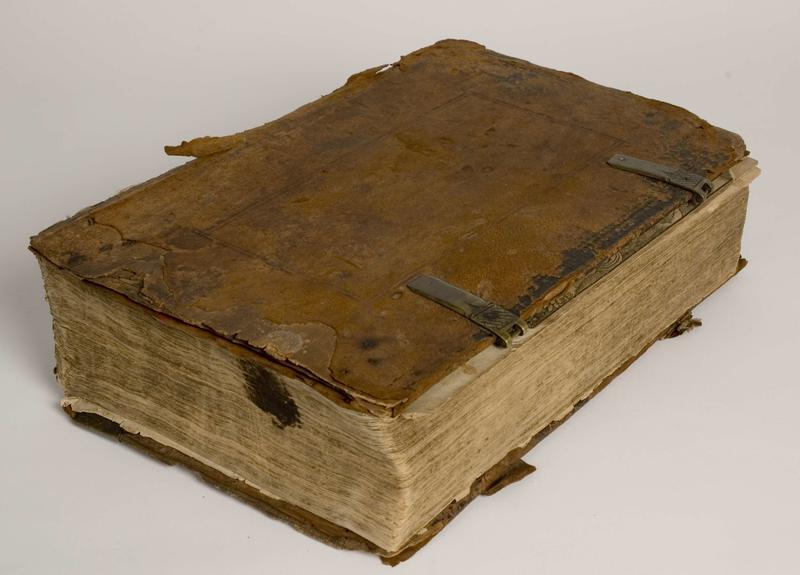 Bibel fra 1550
