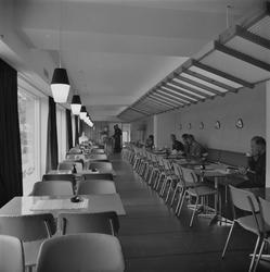 """Auto-maten"" kafeteria i Bilhuset"