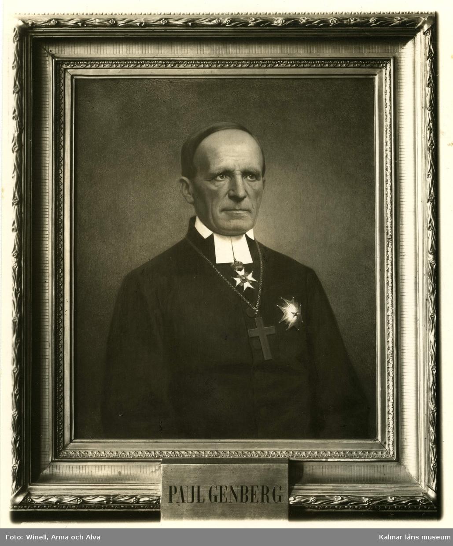 Biskop Paul Genberg.