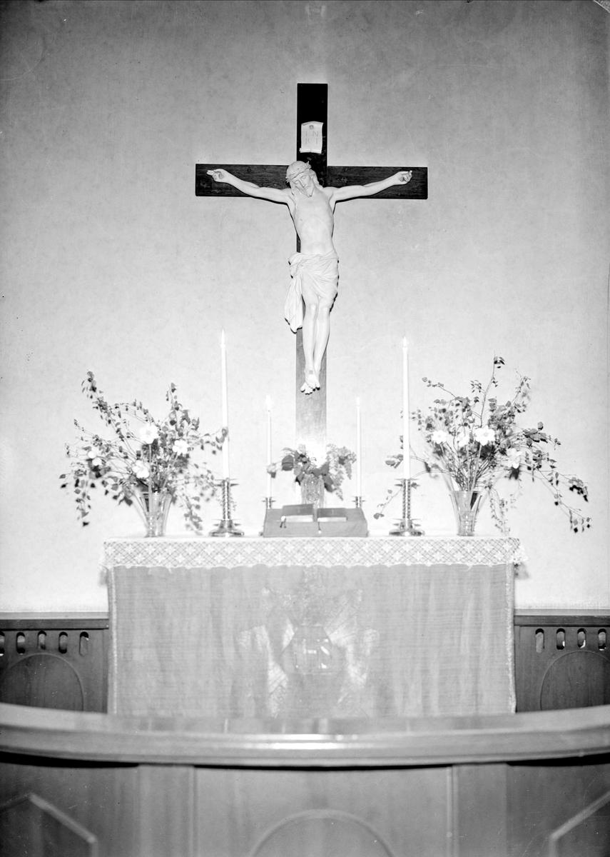 Kapell, Samariterhemmet, Uppsala 1942