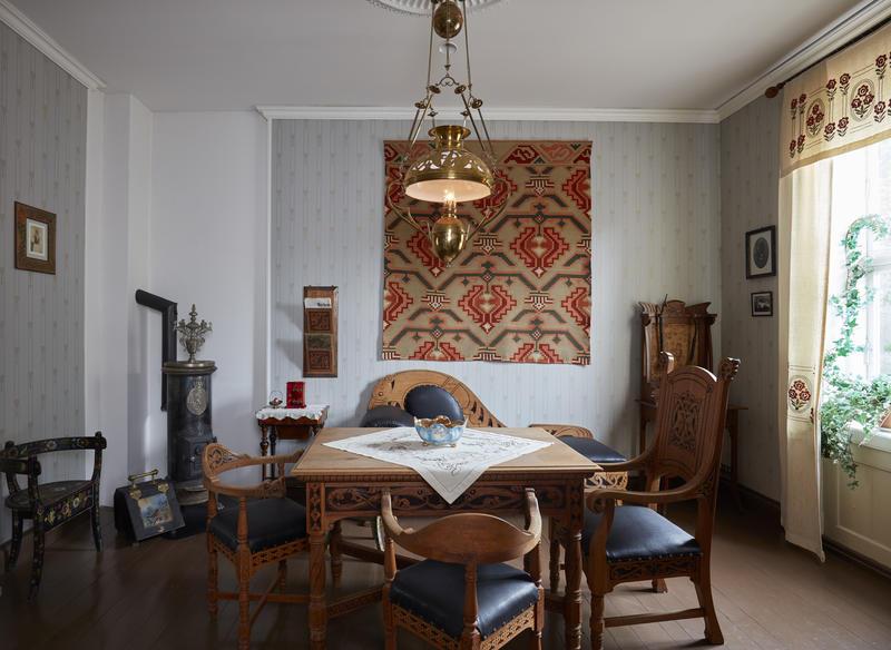 Ein norsk heim i ei ny tid