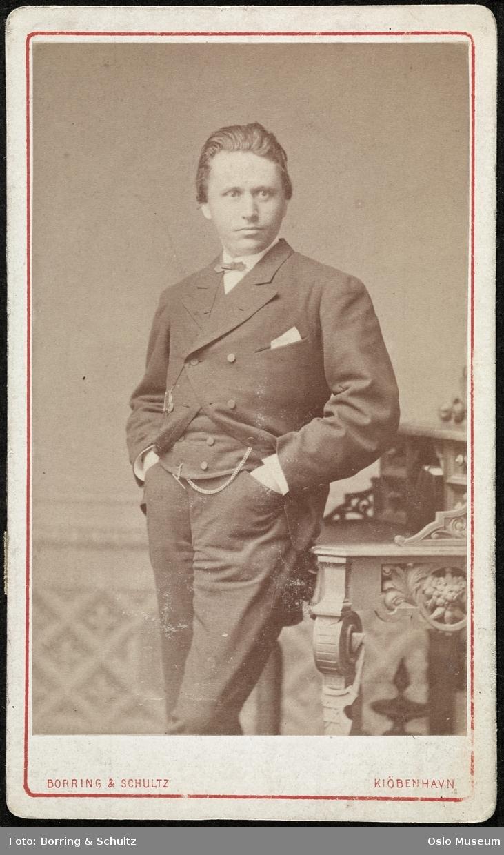 Rasmussen, Paul August (1838 - 1922)