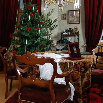 Jul i  Dukkehjemmet. Foto/Photo