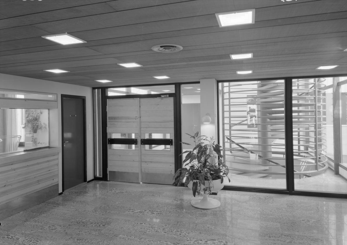 Brånås Industrier A/S ved in. F. Selmer, ark. Bagstevold juli -73