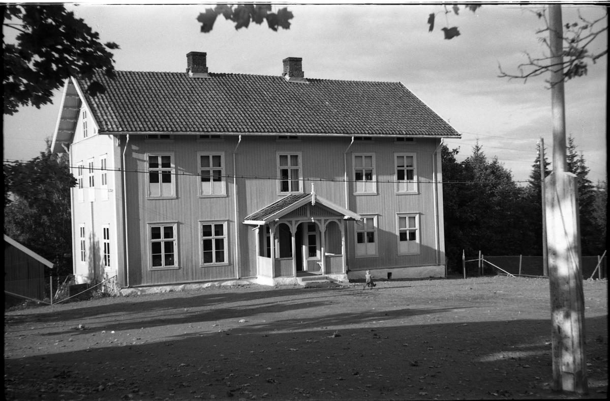 Stange skole, Ø.Toten, 1936.