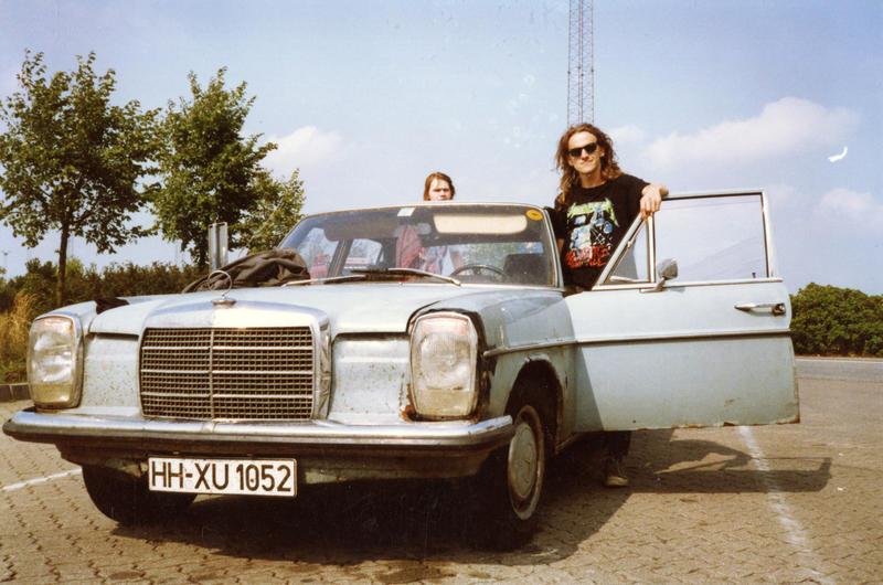 Viggo Mastad på turné