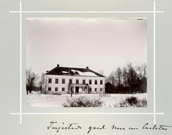 Bildserie tagen av August Malmborg (1875-1895), son till lan