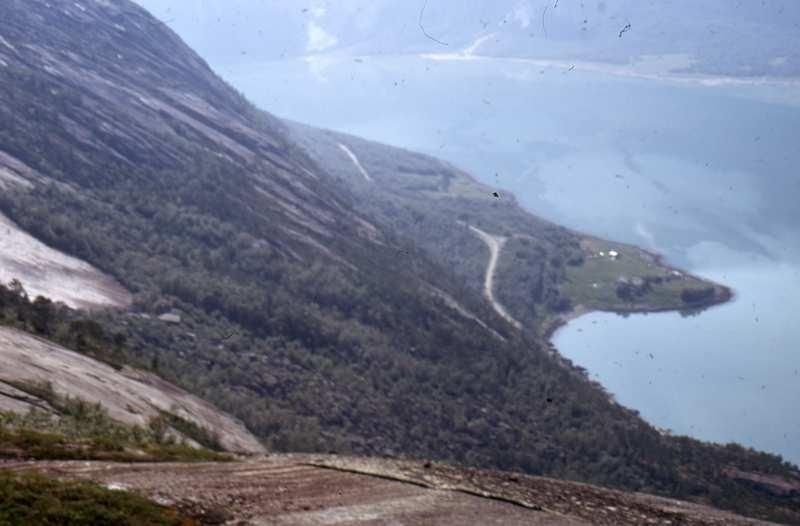 Sør-Skjomen, Laukvik