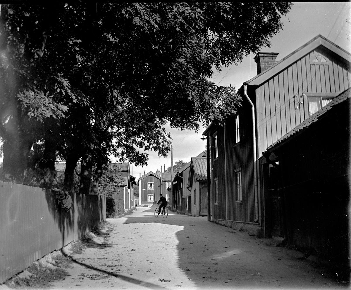 Repslagargatan, Köping. Fotograf okänd.