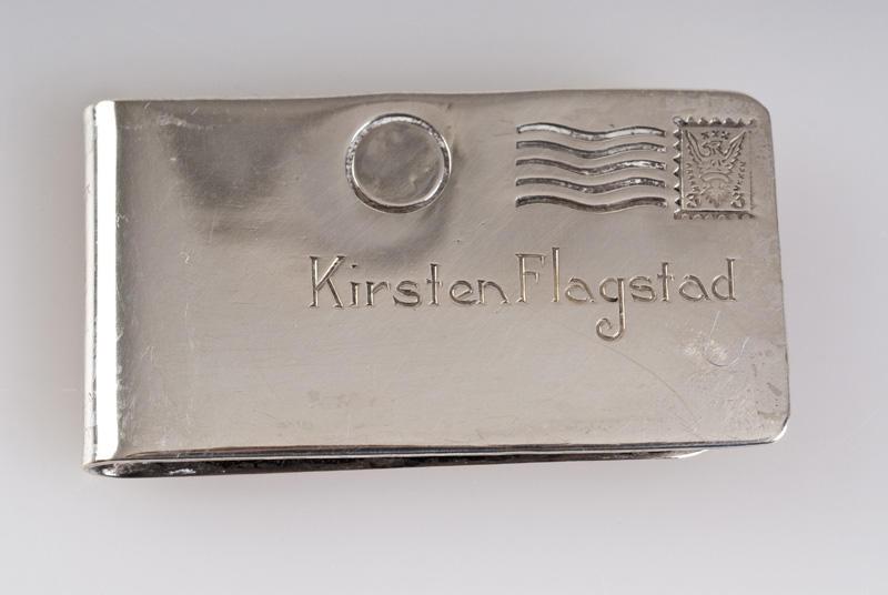 Postklipp i sølv