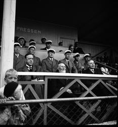 Sandviken. 75 - årsjubileum. Juli 1937