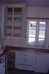 Radiostasjon. Ny- Ålesund rom 5