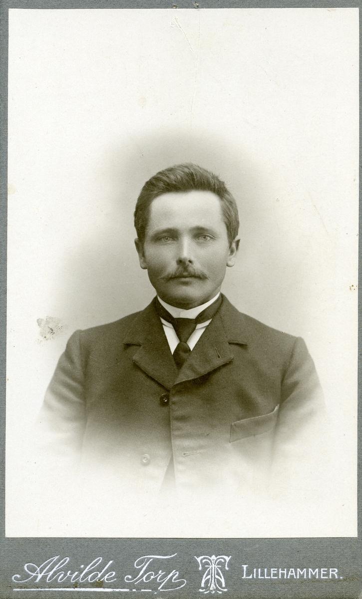 Isak Skjærstein.